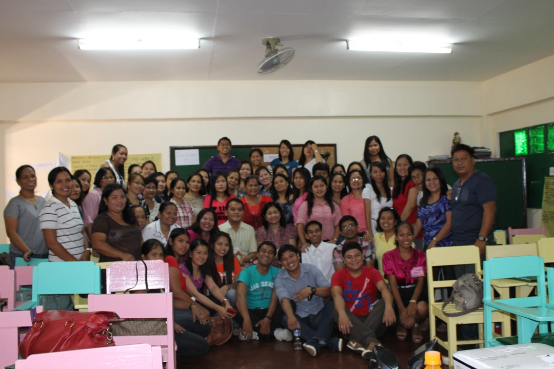 Regional Training of Grade 9 Teachers